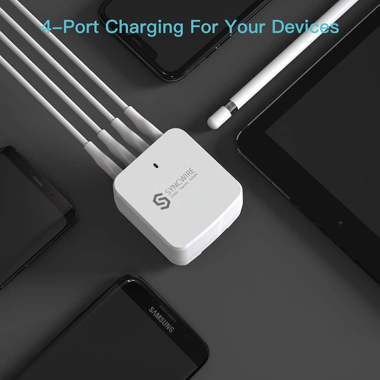 best phones fast chargers