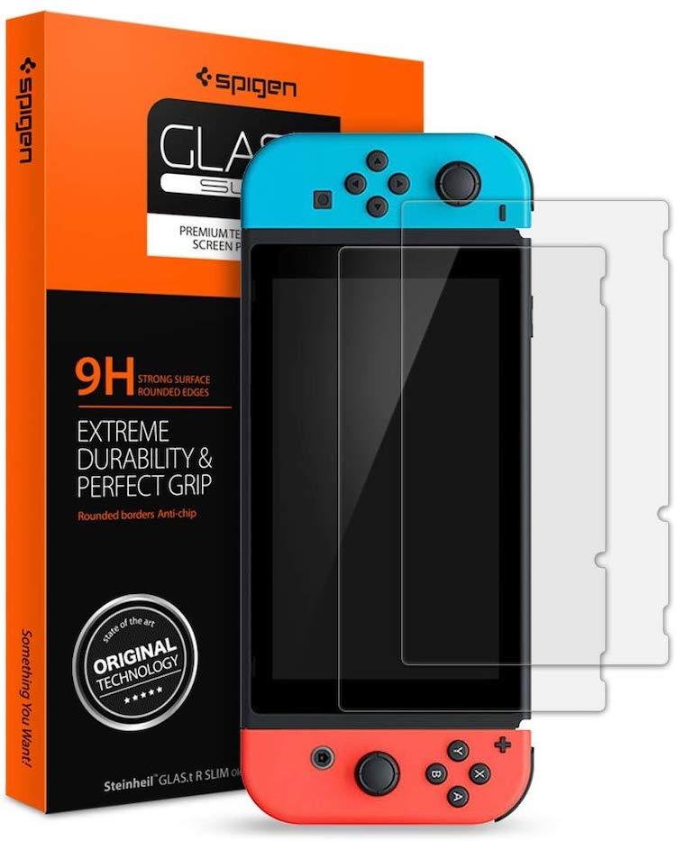 best nintendo switch screen protectors