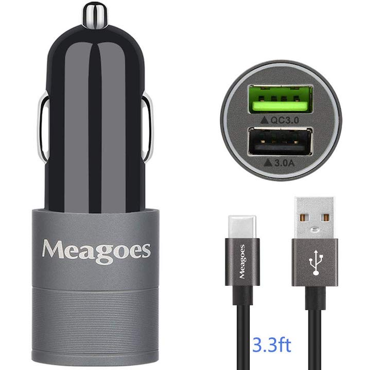 best galaxy note 10 fast car chargers