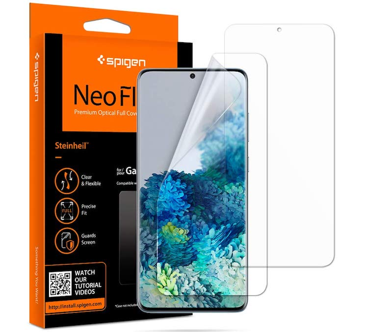 best samsung galaxy s20 plus screen protector