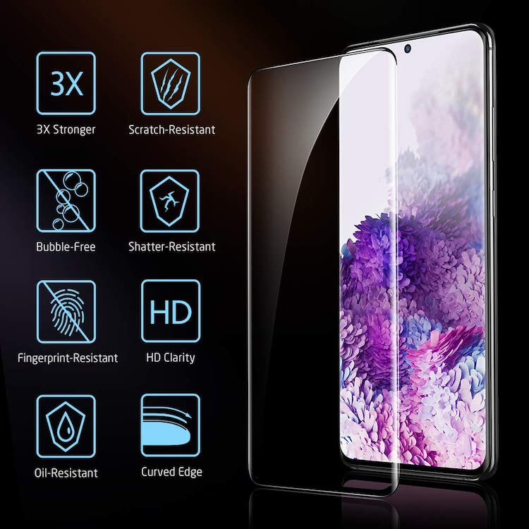 best samsung galaxy s20 ultra screen protector
