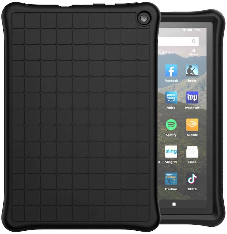 best amazon fire 8 2020 cases
