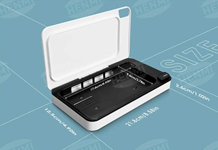 best mobile phone uv sanitizer