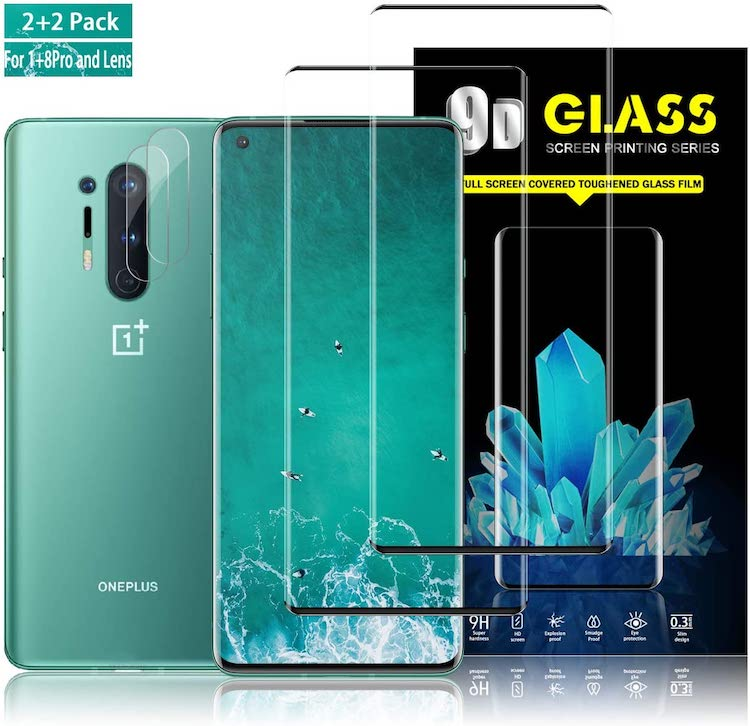 best oneplus 8 pro screen protectors