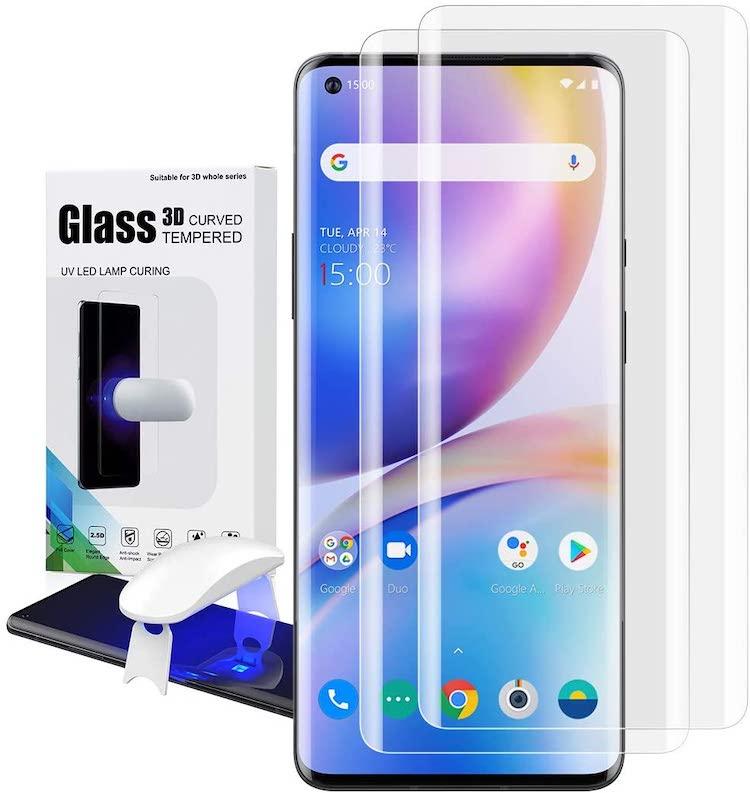 best oneplus 8 screen protector