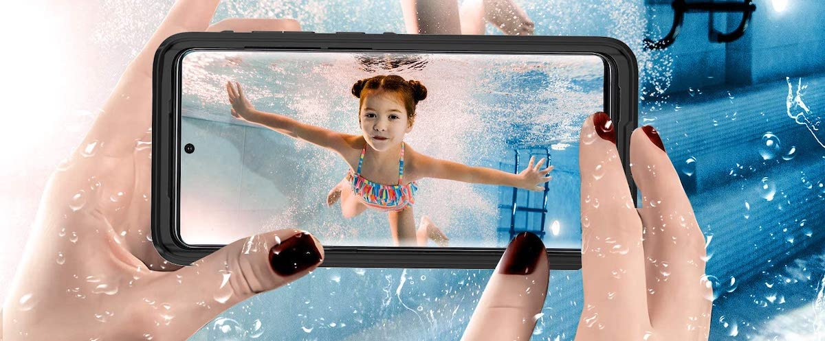 13 Best Samsung Galaxy S20 Plus Waterproof Cases