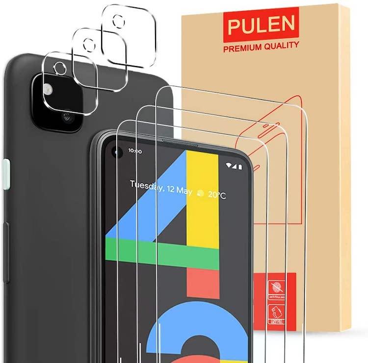 best google pixel 4a screen protector