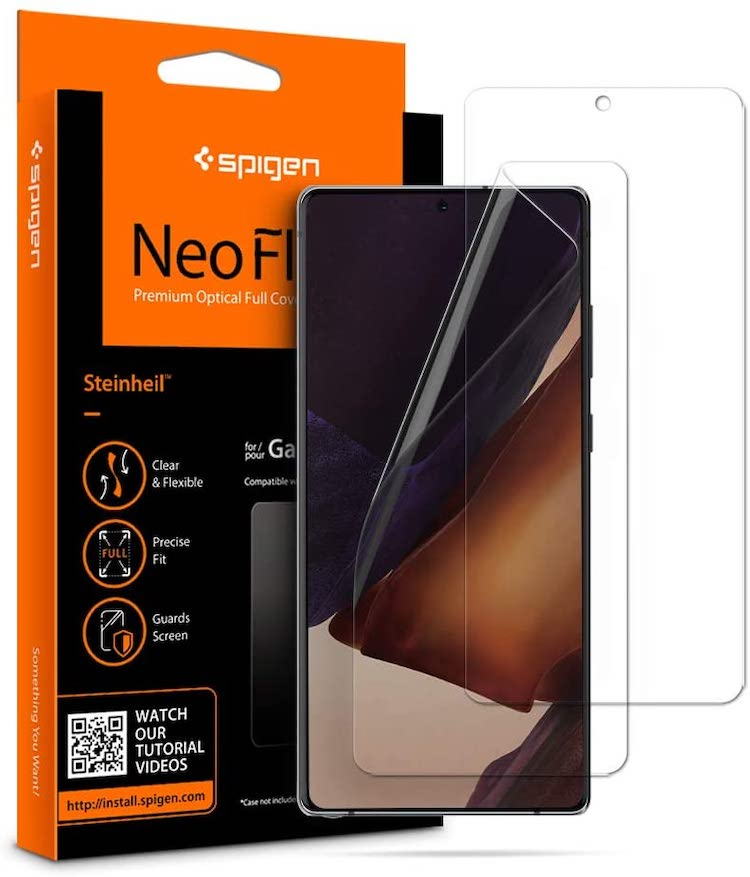 best samsung galaxy note 20 screen protectors