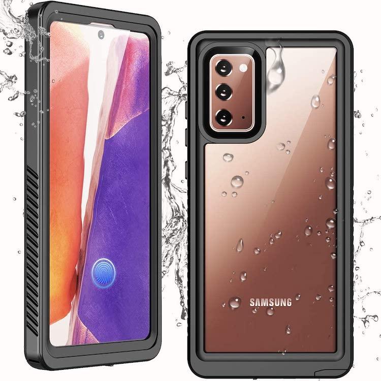 best samsung galaxy note 20 waterproof cases