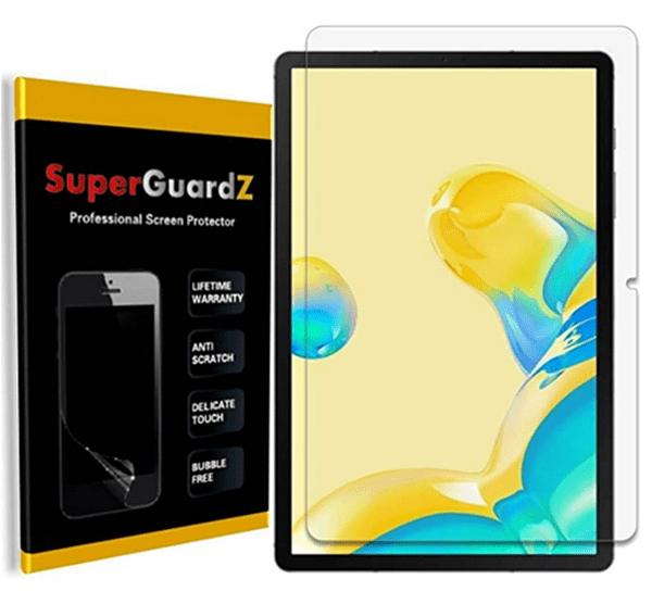 SuperGuardZ, Anti-Glare, Matte, Anti-Fingerprint, Anti-Bubble